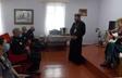 В СИЗО-2 для осужденных провели музыкальный вечер с иереем и руководителем хора Свято-Успенского храма Братска