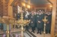 В храме женской колонии п. Бозой прошла литургия в честь Успения Пресвятой Богородицы